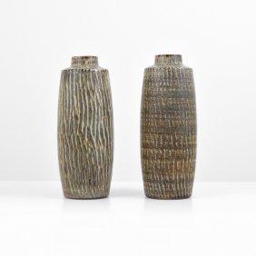 Large Gunnar Nylund Vases