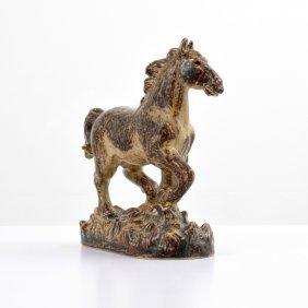 Knud Kyhn Horse Sculpture