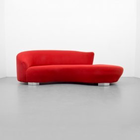 Sofa, Manner Of Vladimir Kagan