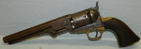 Colt Navy .36 Caliber Percussion Revolver