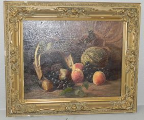 Ooc Of Still Life With Fruit.