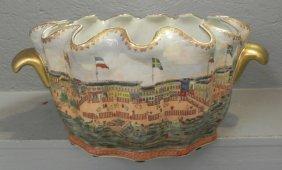 Oriental Fish Bowl.