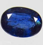 8742 - 1.43 CT. NATURAL BLUE KYANITE GEMSTONE