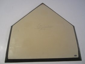 Ted Williams Auto Home Plate
