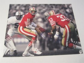 Roger Craig Signed Photo