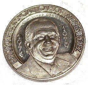 Commemorative Coin (possible Silver)