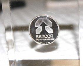 Silver Presentation Coin