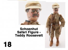 Schoenhut Safari Figure - Teddy Roosevelt