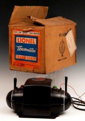 """Lionel """"Trainmaster"""" Transformer"""