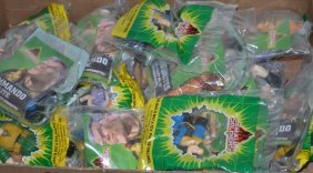 Sixteen Commando Elite & Gorgonites Collectibles