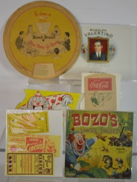 Bozo The Clown, Coca-cola And Advertising