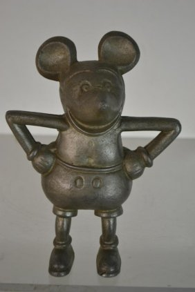 Mickey Mouse Confectioners Mold