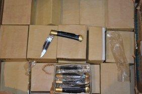 20 Dozen Medium Folding Pocket Knives