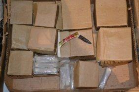 17 Dozen Small Folding Pocket Knives