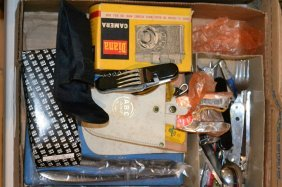 Assorted Lot Of Pocket Knives As Seen In Photo