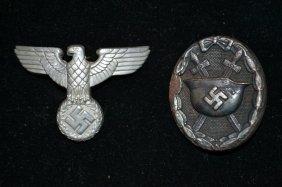 Two Nazi Insignia