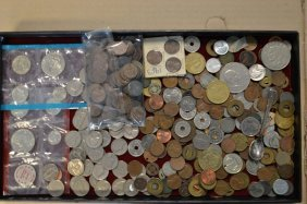 Collection Of Us & Foreign Currency