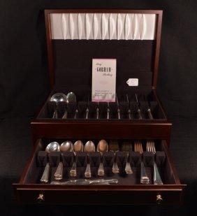 Gorham Sterling Silver Flatware Set -59.62 Troy Oz