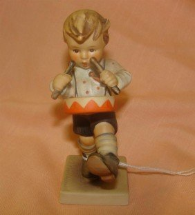 Hummel Figurine: Little Drummer; #240 TM 4. B