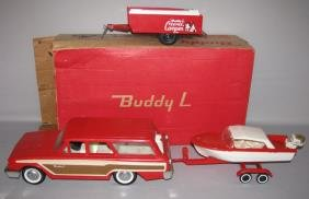 "BOXED BUDDY ""L"" SPECIAL CAMPER SET"