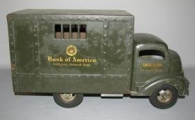 SMITH MILLER BANK OF AMERICA ARMORED CAR TRUCK