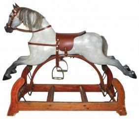 AMERICAN ROCKING HORSE