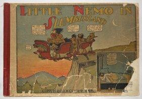 LITTLE NEMO IN SLUMBERLAND COMIC BOOK