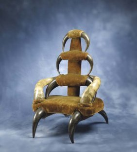 Child's Horn Chair