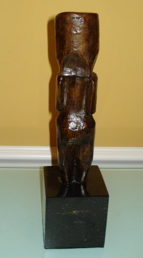 Pablo Picasso Spanish Abstract Bronze Sculpture
