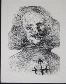 Salvador Dali (spanish 1904-1989) Velazquez- Collectors