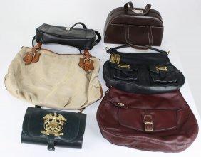Ralph Lauren Handbags, 6 Pcs
