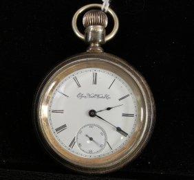 Elgin National Watch Co Pocket Watch