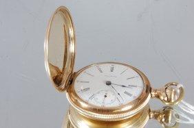 Waltham Royal Pocket Watch