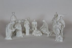 Lenox Porcelain Nativity
