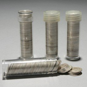 200 Silver Roosevelt Dimes.