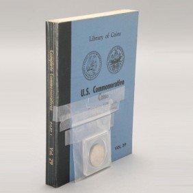 Five U.S. Commemorative Coins.