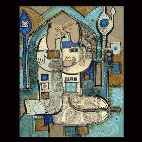 Sadegh Tabrizi Modern Iranian Art