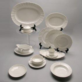 145 Pc Of KPM Berlin Porcelain Rocaille Dinnerwar