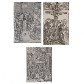 After Durer, After Cranach Posthumous Prints
