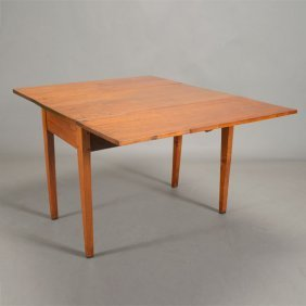 American Drop Leaf Table