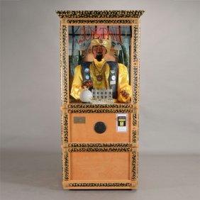 Zoltar Fortune Teller Arcade Machine