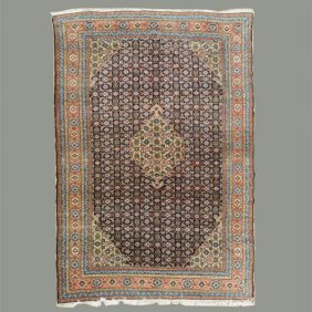 Pakistani Rug: 6 Feet 5 Inches X 9 Feet 10 Inches