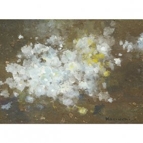 Paul Horiuchi (1906-1999): Bouquet