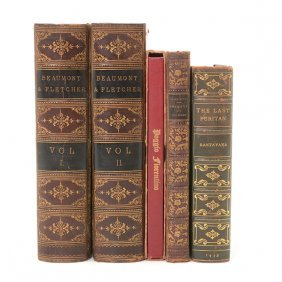Collection Of Five Religious Volumes