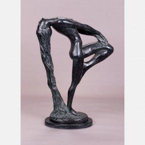 Klara Sever (american/czech, B. 1935) Sultry Awakening,