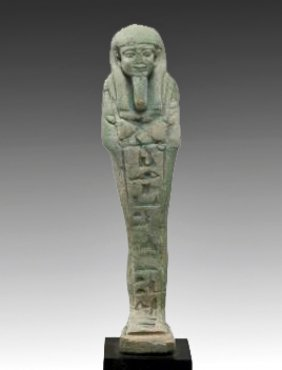 An Egyptian Ushabti For Pa-di-Iset
