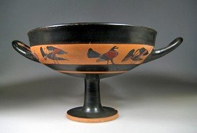 An Attic Kylix, Circle Of The Tleson Painter