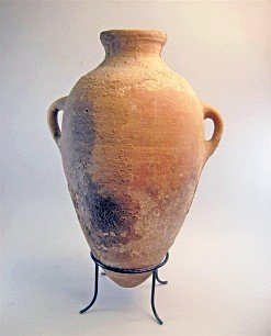 A Large Roman Holy Land Storage Amphora