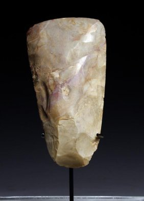 A Neolithic Stone Axe From Egyptian Faiyum