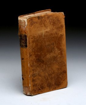Anatomy And Physiology Text Book Published 1847